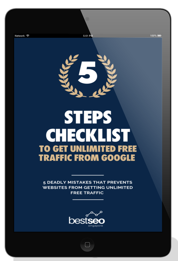5 Steps Checklist Mockup Final