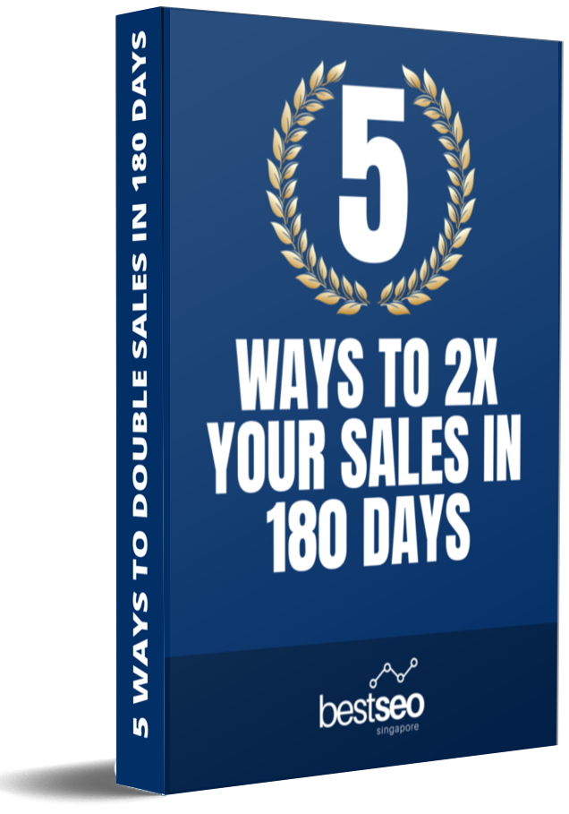 5 Ways 2x Sales Book Cover