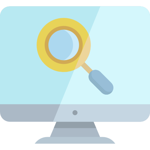 Search Engine Marketing Services Icon